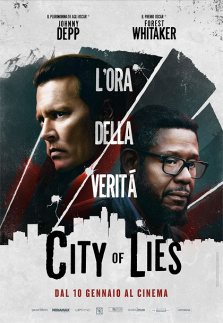 CITY OF LIES - L`ORA DELLA VERITA`